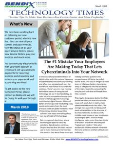 Newsletters | BENDIX imaging, Inc